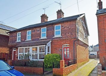 Thumbnail 3 bedroom semi-detached house for sale in Albert Road, Alton