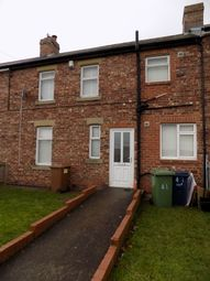 Thumbnail 3 bed terraced house to rent in West Avenue, Harraton