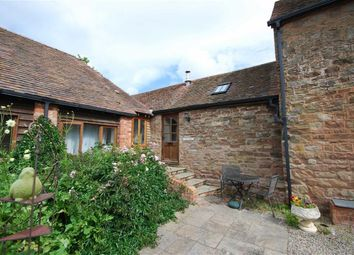 Thumbnail 1 bed barn conversion to rent in Little Tarrington, Hereford
