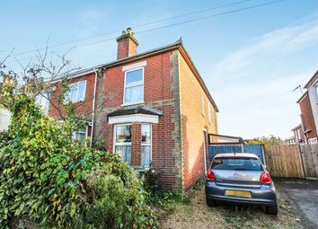 Thumbnail 3 bed semi-detached house for sale in Nelson Road, Southampton