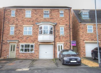Thumbnail 4 bedroom property for sale in Beaumont Court, Pegswood, Morpeth