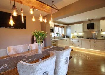 Thumbnail 4 bed detached house for sale in Sulcarr Court, Norton, Doncaster
