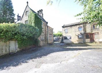 Thumbnail 6 bed detached house for sale in Quarry House, Green Head Lane, Keighley