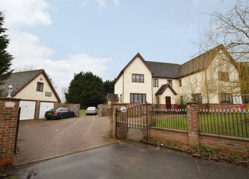 Thumbnail 6 bed detached house for sale in Homestall Crescent, Withersfield, Haverhill