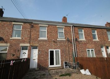 Thumbnail 2 bedroom terraced house for sale in Pine Street, Throckley, Newcastle Upon Tyne