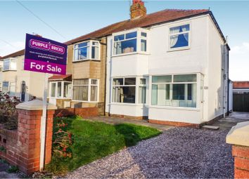 Thumbnail 3 bed semi-detached house for sale in Green Drive, Thornton-Cleveleys
