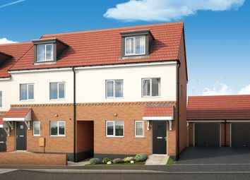 "Thumbnail 3 bed property for sale in ""The Chiltern At Chase Farm, Gedling"" at Arnold Lane, Gedling, Nottingham"