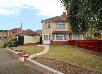Thumbnail 3 bed semi-detached house for sale in Downlands Close, Bexhill-On-Sea