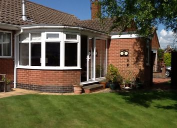 Thumbnail 3 bed bungalow for sale in The Close, New Road, Burton Lazars, Melton Mowbray