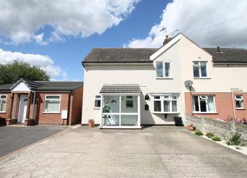 Thumbnail 3 bed semi-detached house for sale in Park Avenue, Polesworth, Tamworth