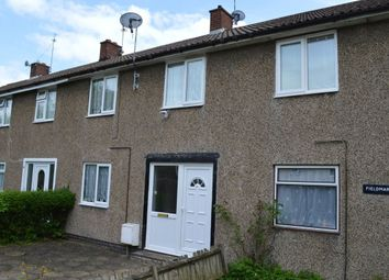 Thumbnail 3 bed terraced house to rent in Fieldmarch, Willenhall, Coventry