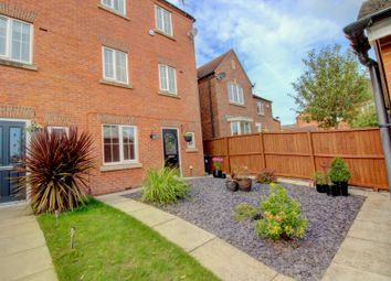 Thumbnail 4 bed town house for sale in Poppyfields, Ripley