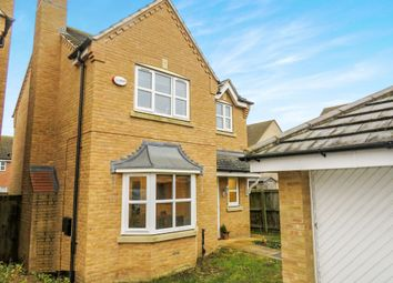 Thumbnail 3 bedroom detached house for sale in Hornbeam Road, Hampton Hargate, Peterborough