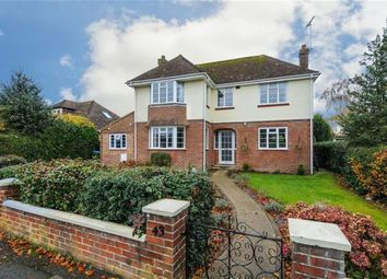 Thumbnail 3 bed detached house for sale in Mill Road Avenue, Angmering, West Sussex