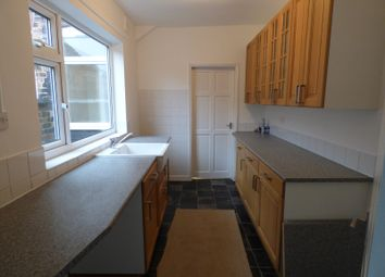 Thumbnail 3 bedroom terraced house to rent in Cornwallis Street, Stoke-On-Trent