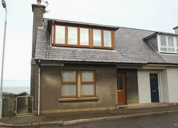 Thumbnail 2 bed semi-detached house to rent in Forteath Street, Burghead, Moray