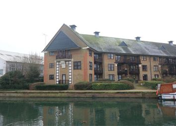 Thumbnail 3 bedroom flat for sale in Wickhams Wharf, Viaduct Road, Ware, Hertfordshire