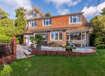 Thumbnail 4 bed detached house for sale in Green Lane, Farnham