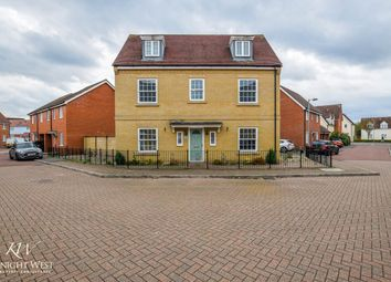 5 bed detached house for sale in Carus Crescent, Highwoods, Colchester CO4