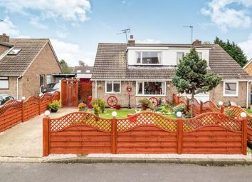 Thumbnail 2 bed bungalow for sale in Plum Tree Avenue, Forest Town, Mansfield, Nottinghamshire