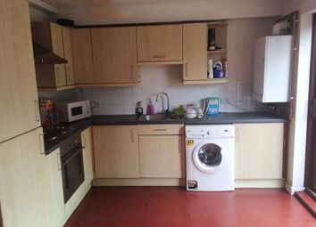 Thumbnail 1 bedroom flat to rent in Gaselee Street, Poplar, Canary Wharf