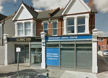 Thumbnail Retail premises for sale in 505-507, Southchurch Road, Southend-On-Sea