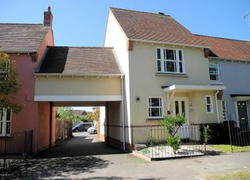 Thumbnail 2 bed end terrace house to rent in Baynards Avenue, Flitch Green