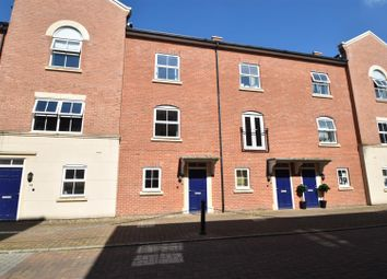 Thumbnail 3 bed town house for sale in Armstrong Drive, Worcester