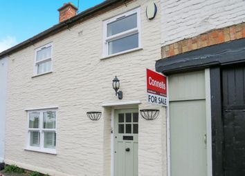 Thumbnail 2 bedroom terraced house for sale in Anstey Lane, Thurcaston, Leicester