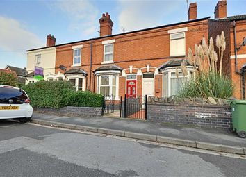 Thumbnail 3 bed terraced house for sale in Woolhope Road, Worcester