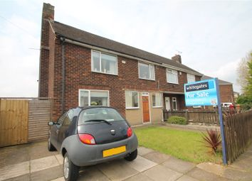 Thumbnail 3 bed semi-detached house for sale in Annes Crescent, Ashby, Scunthorpe