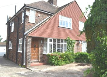 Thumbnail 3 bed semi-detached house to rent in Redstone Manor, Redhill