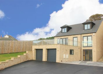 Thumbnail 4 bed detached house for sale in South View, New Road, Staincross