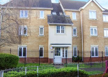 Thumbnail 2 bedroom flat for sale in Morgan Close, Leagrave, Luton
