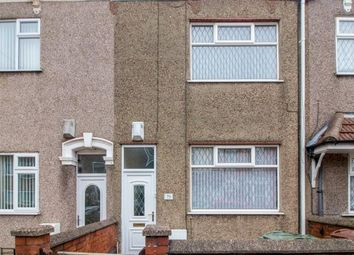 Thumbnail 3 bed terraced house for sale in Daubney Street, Cleethorpes, Lincolnshire, .