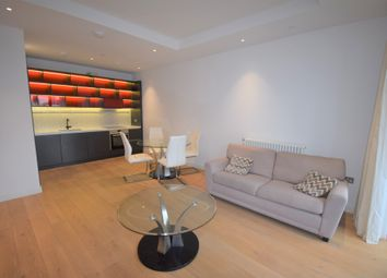 Thumbnail 2 bed flat to rent in Hercules House, 18 Botanic Square, London