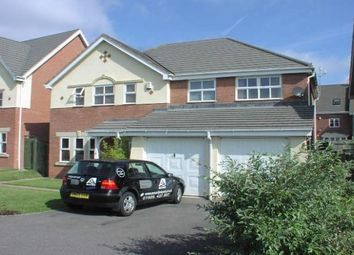 Thumbnail 5 bed detached house to rent in Bolingbroke Drive, Heathcote, Warwick