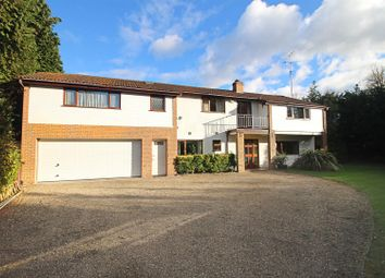 Thumbnail 6 bed detached house for sale in High Meadow, Caversham, Reading