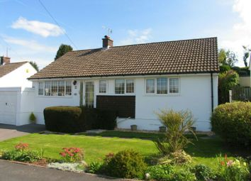 Thumbnail 4 bed detached bungalow for sale in Woodborough Drive, Winscombe