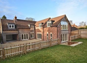 Thumbnail 4 bed detached house for sale in Main Street, Chilton, Didcot