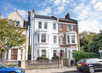Thumbnail 3 bed flat to rent in Streatley Road, London