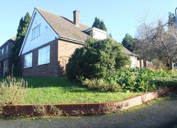 Thumbnail 3 bed bungalow to rent in Amersham Hill Gardens, High Wycombe