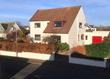 Thumbnail 4 bed detached house for sale in Cuninghame Drive, Stevenston