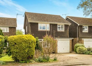 Thumbnail 4 bedroom detached house for sale in Rectory Close, Marsh Gibbon, Bicester, Oxfordshire