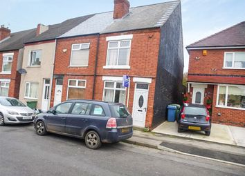 Thumbnail 3 bed end terrace house for sale in Prospect Street, Mansfield