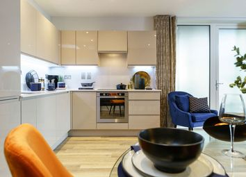 "Thumbnail 2 bed flat for sale in ""Wilson House Type Q Eighth Floor"" at York Road, London"