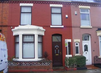 Thumbnail 3 bed terraced house to rent in Fulwood Road, Aigburth, Liverpool