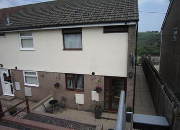 Thumbnail 3 bed semi-detached house for sale in Llancayo Park, Bargoed