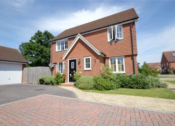 Thumbnail 3 bed detached house to rent in The Acres, Horley, Surrey