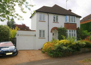 Thumbnail 3 bed detached house for sale in Coniston Road, Kings Langley